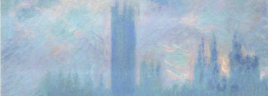 Claude Monet, Houses of Parliament Series (London), around 1904.