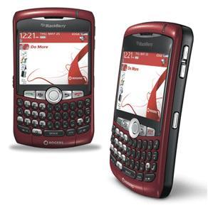 Red Blackberry