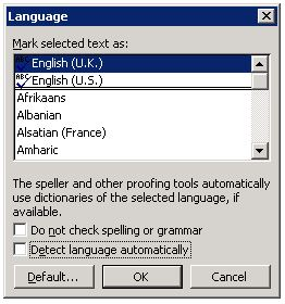 how to open office spell check