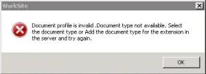 documentprofiletype