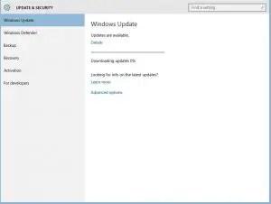 "Windows 10 / Server 2016 Suck on ""Downloading updates 0"