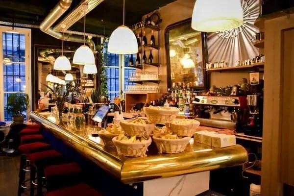griffon bar, marais, paris