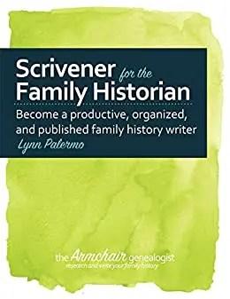 scrivener for the family historian