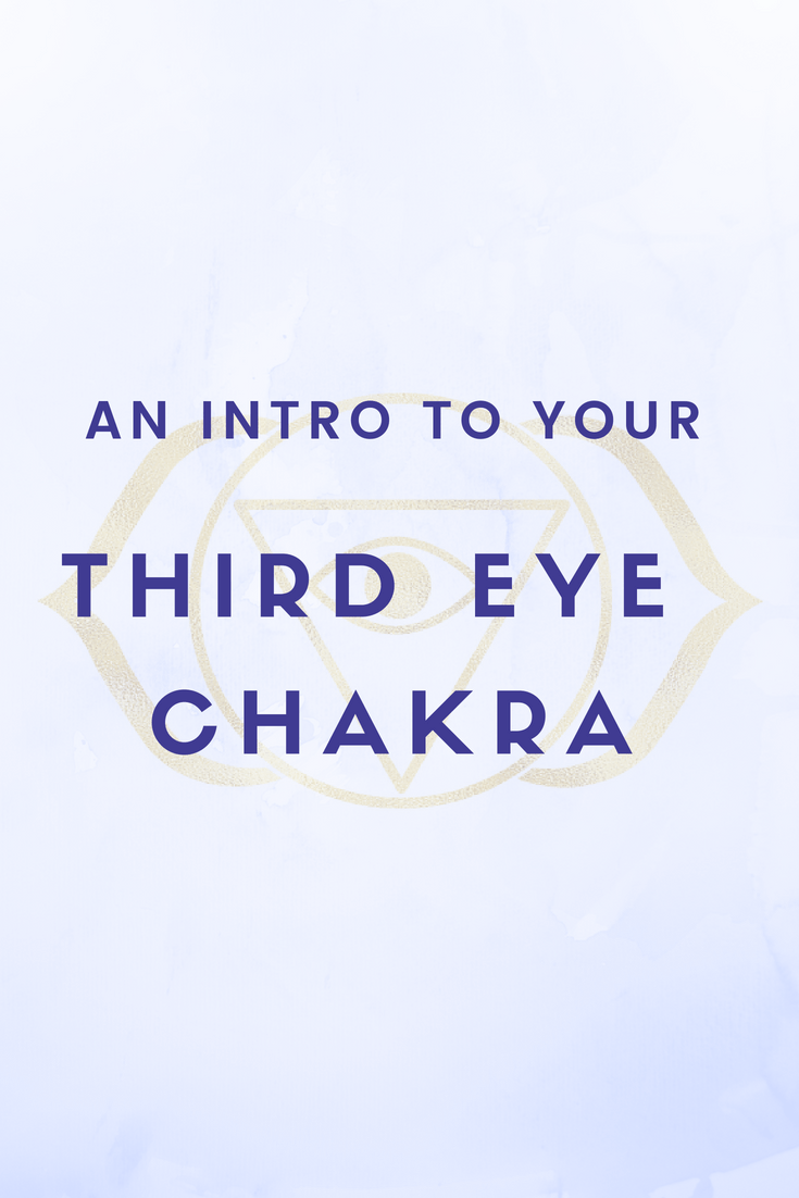 Introduction to the Third Eye Chakra