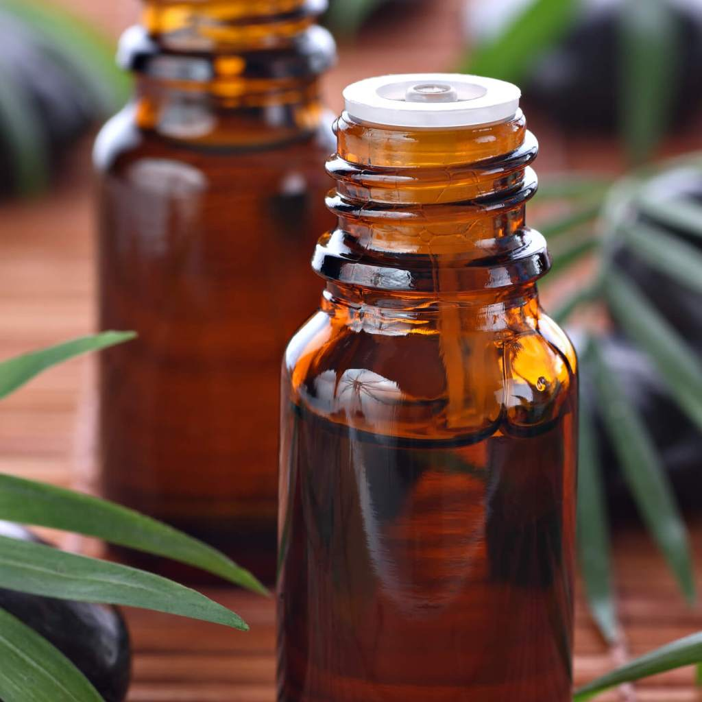 Reiki-infused essential oils