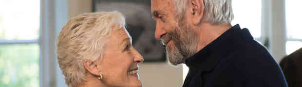 First Look: Glenn Close, Jonathan Pryce in 'The Wife'