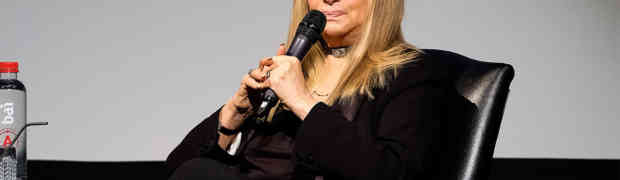 Tribeca: Barbra Streisand Reflects on Acting Career, Directing Struggles