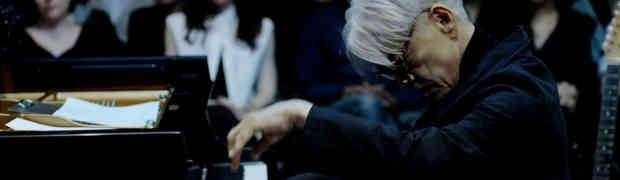 'Ryuichi Sakamoto: async Live at the Park Avenue Armory': Film Review | Berlin 2018
