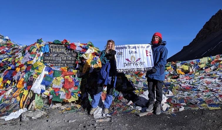 Annapurna Round Thorang-La