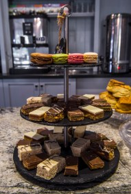 Beautiful cakes and pastries