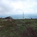 Стълбова маркировка по маршрута с. Железница - Черни връх