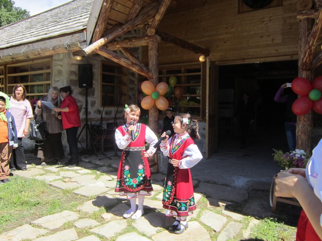 Празник в Детския екостационар, 2013