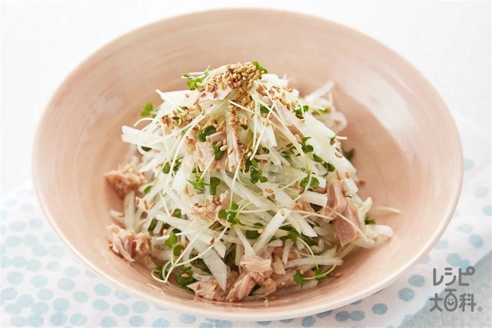 「ブロッコリースプラウト サラダ」の画像検索結果