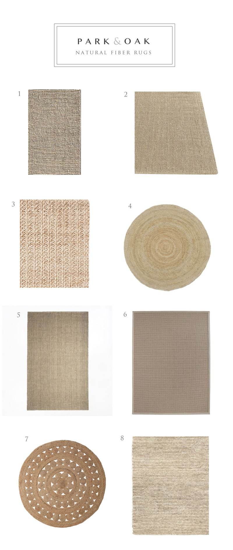 the best natural fiber rugs