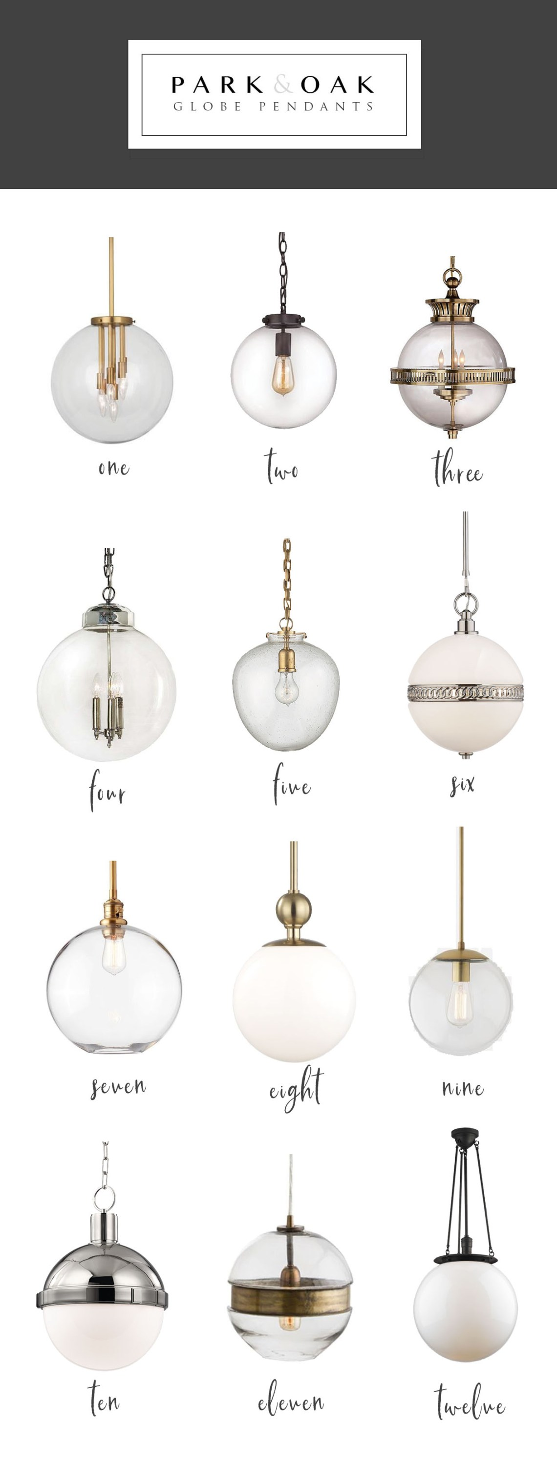 Globe pendants park and oak interior design park and oak design globe pendants aloadofball Image collections