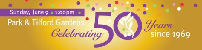 Come join us for our 50th Anniversary Celebration