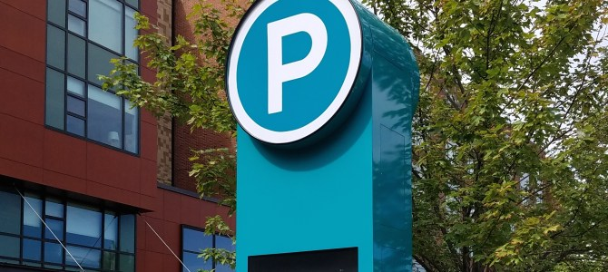 Summer Parking Data Shows Spaces Are Open