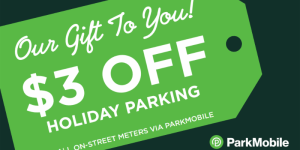 Discount Parking Available in Downtown Burlington