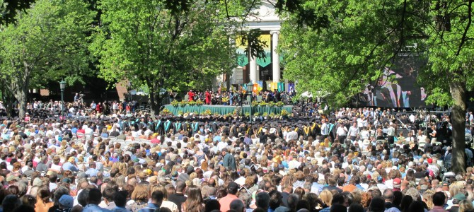 UVM Commencement – Street Closures, Shuttles and Parking Info