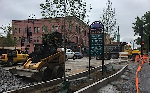 St Paul Street Construction Update 7/28/19