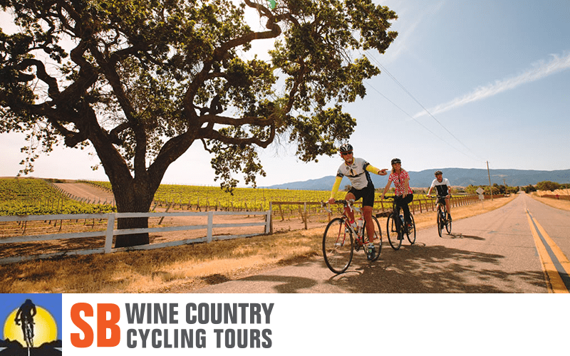 Santa Barbara Wine Country Cycling Tours