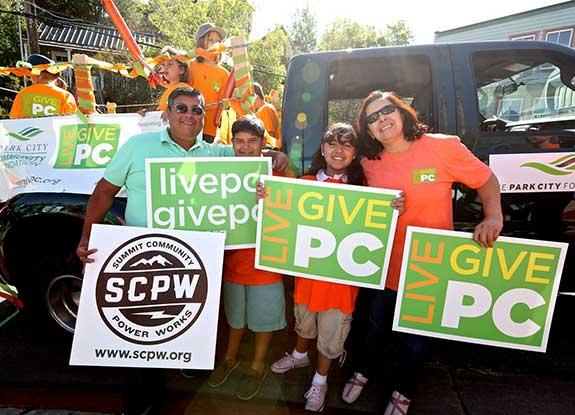 Live PC Give PC - Park City Community Foundation