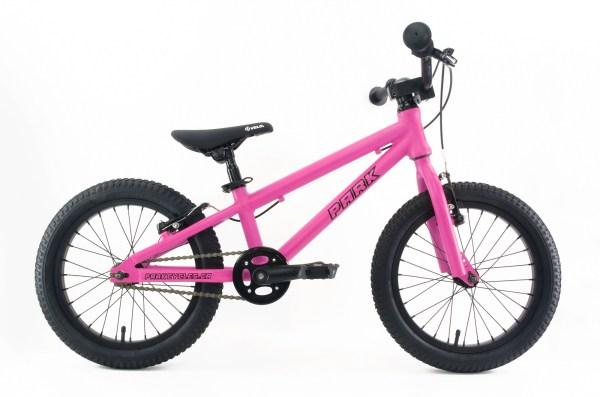 """PARK Cycles - 16"""" Pedal Bike - Intense Pink"""