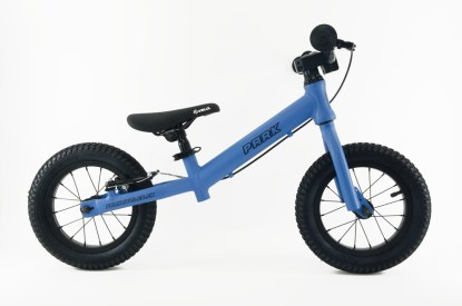 "PARK Cycles - 12"" Balance Bike - True Blue"