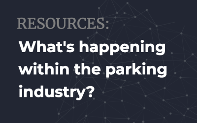 How to stay up to date with the Parking Industry?
