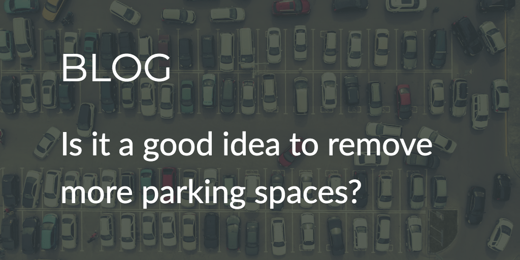 remove parking from inner cities