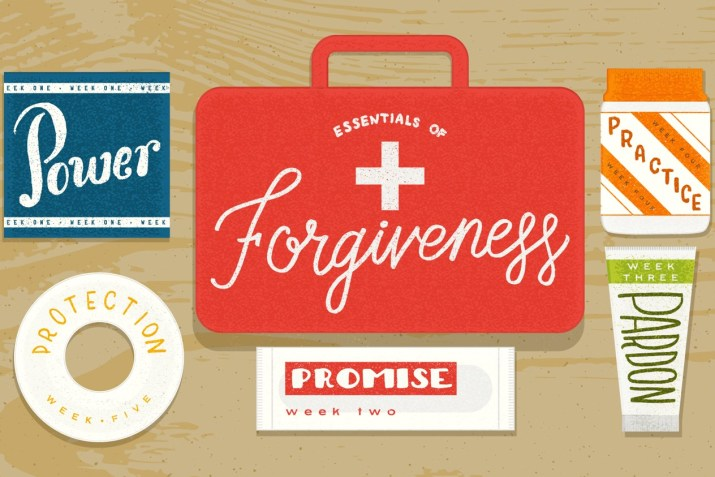 The Protection of Forgiveness (Rich)