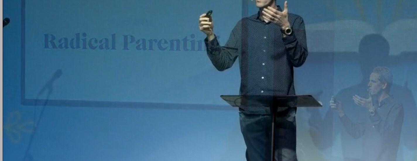 "Radical Parenting part 3 ""Linchpin Men"" (Josh Whitney)"