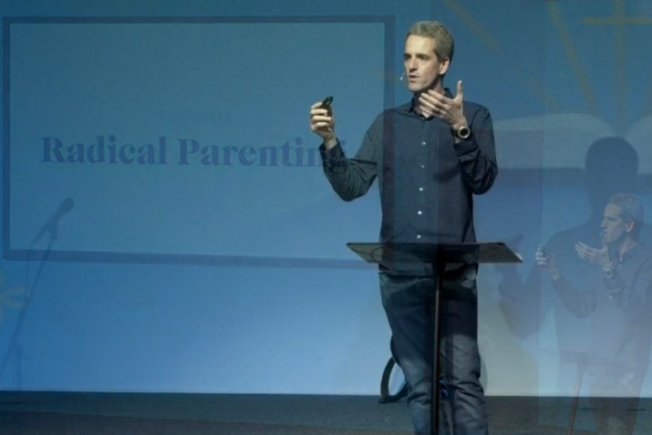 "Radical Parenting part 3 ""Linchpin Men"" (Josh Whitney)"