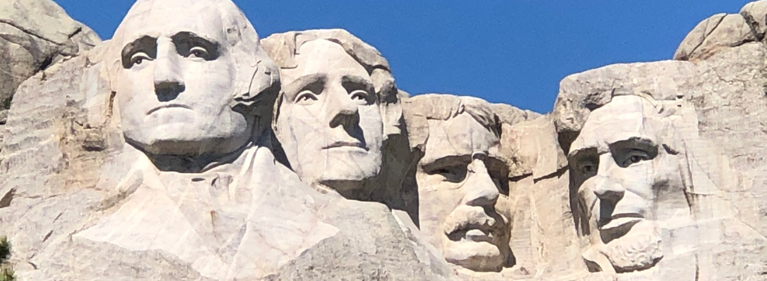 You are more amazing than Mount Rushmore!