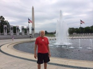 World War II Memorial--June 2014