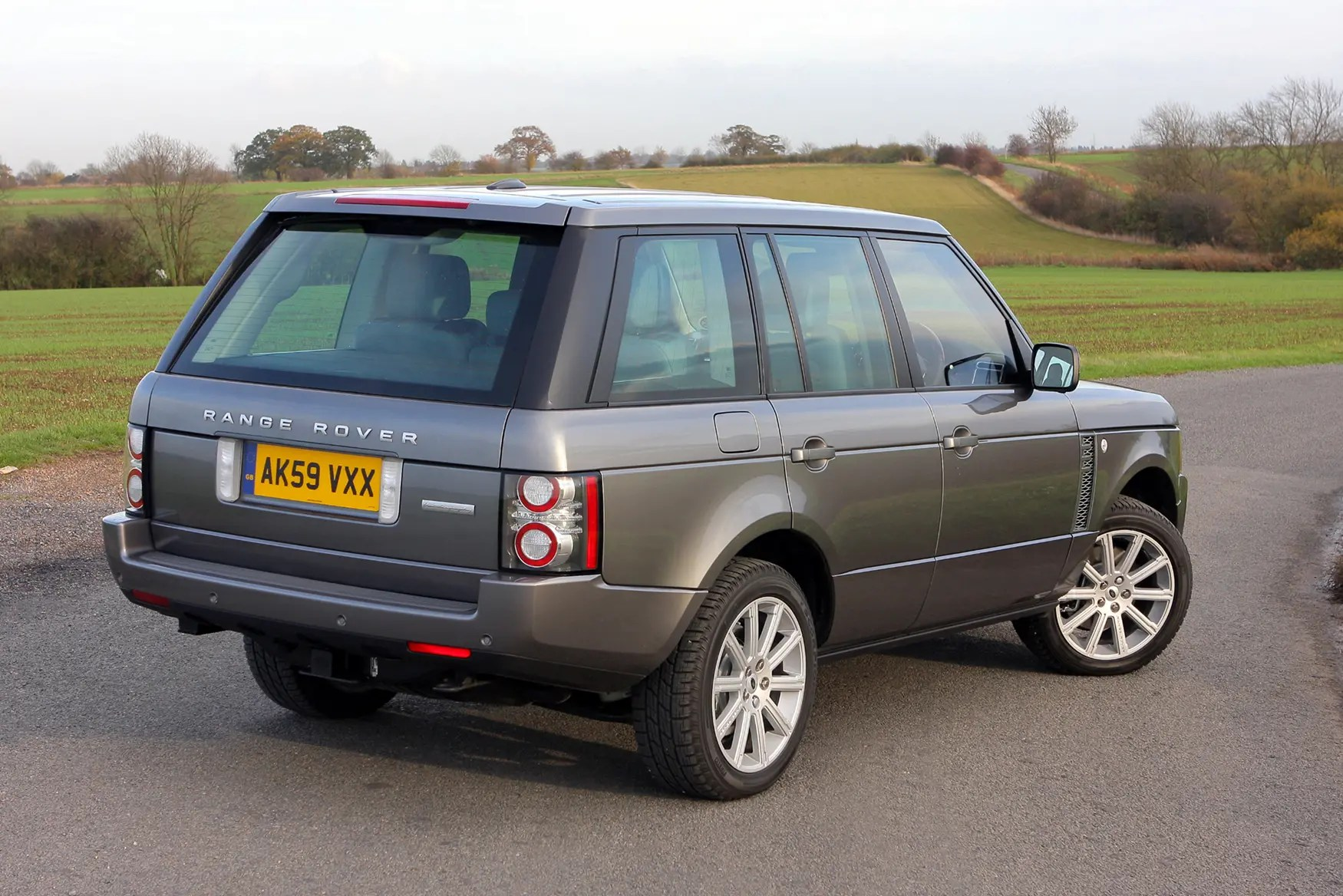 Land Rover Range Rover Estate 2002 2012 Running Costs