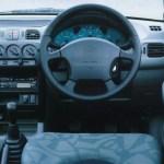 Used Nissan Micra Hatchback 1993 2002 Interior Parkers