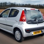 Used Peugeot 107 Hatchback 2005 2014 Review Parkers