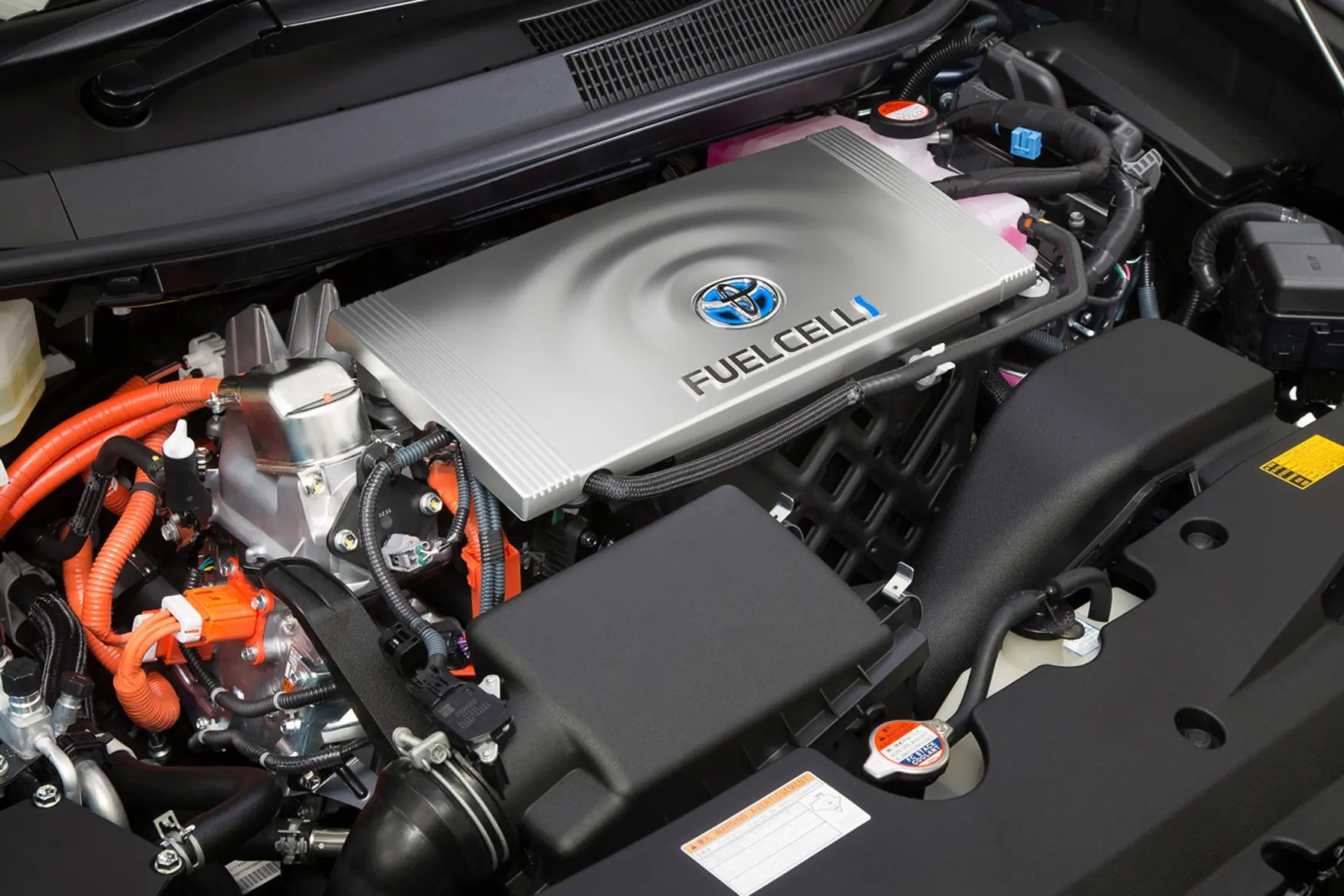Hydrogen Fuel Cell Cars Explained Parkers