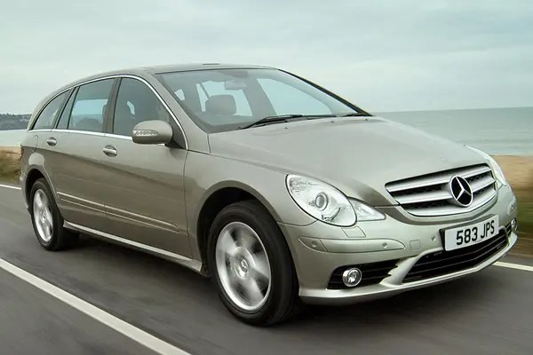 Mercedes Benz R Class Estate From 2006 Used Prices Parkers