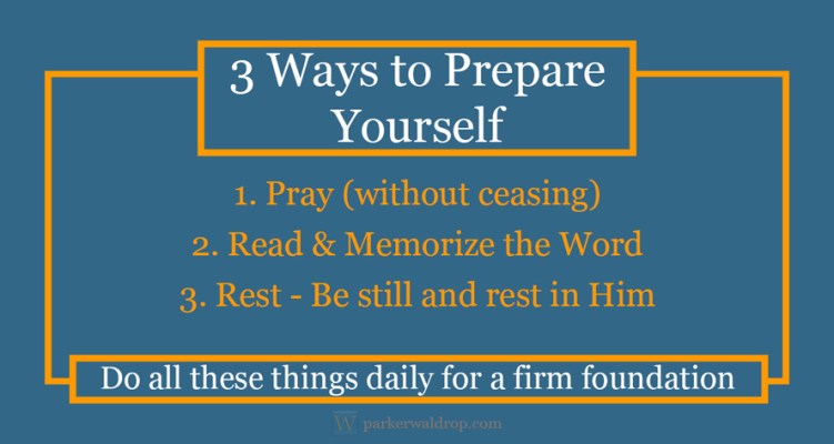 3 ways to prepare