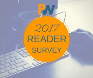 2017 Reader Survey – Help Me Get to Know You