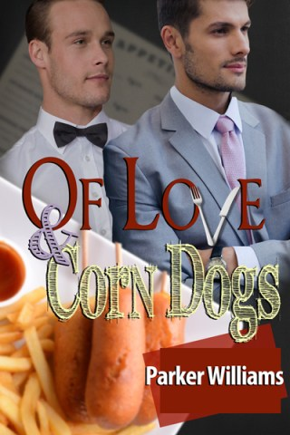 Win a signed copy: 'Of Love and Corn Dogs'!
