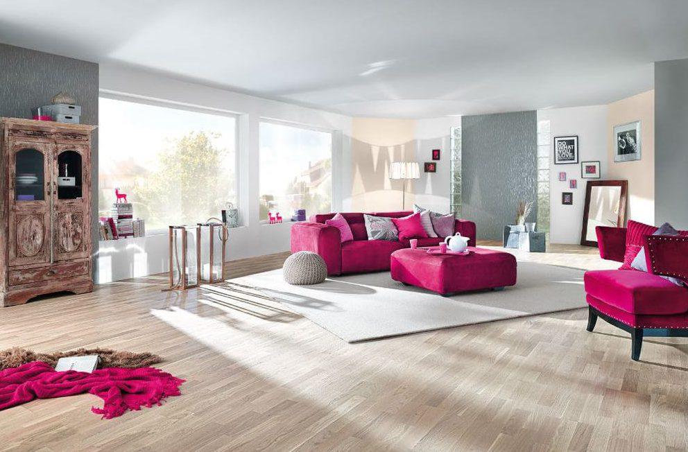 parkettboden zuhause wohlf hlen mit parkettb den. Black Bedroom Furniture Sets. Home Design Ideas