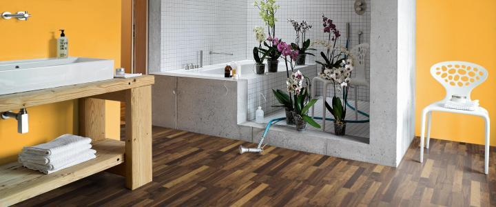 Mit Holzparkett gesunde Wohlfühl-Oasen schaffen