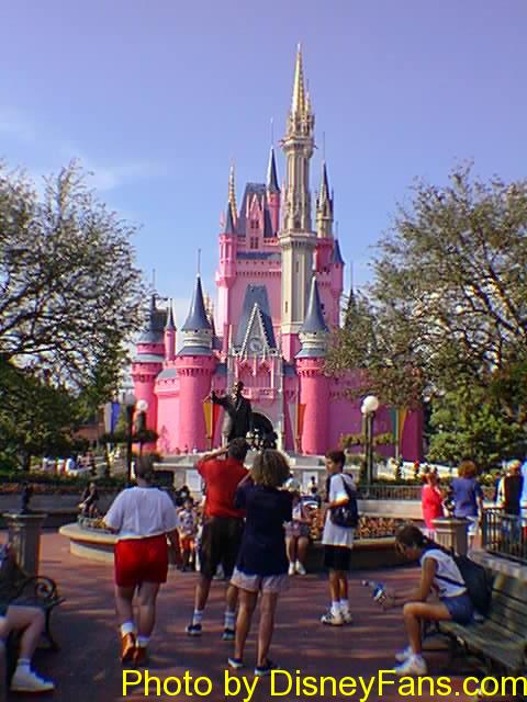 Magic Kingdom in 1996
