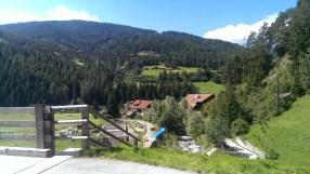 Blick nach Steinach