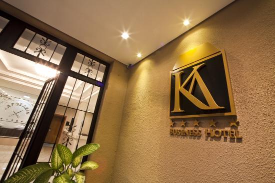 KA Business Hotel Bragança Paulista