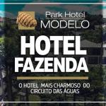Hotel fazenda – Park Hotel Modelo