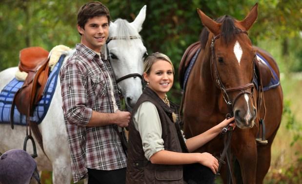 cavalgada romântica
